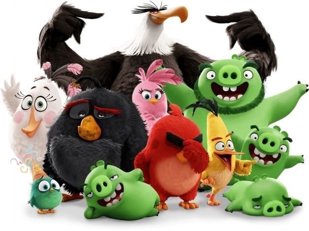 193178 - Una serie tv animata di Angry Birds in arrivo su Netflix