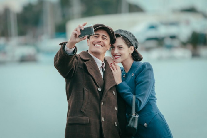 Manhattan storia damore cast dating
