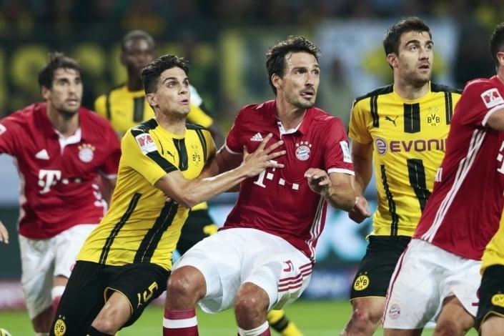 Diretta Gol Bundesliga Tv Sorrisi E Canzoni